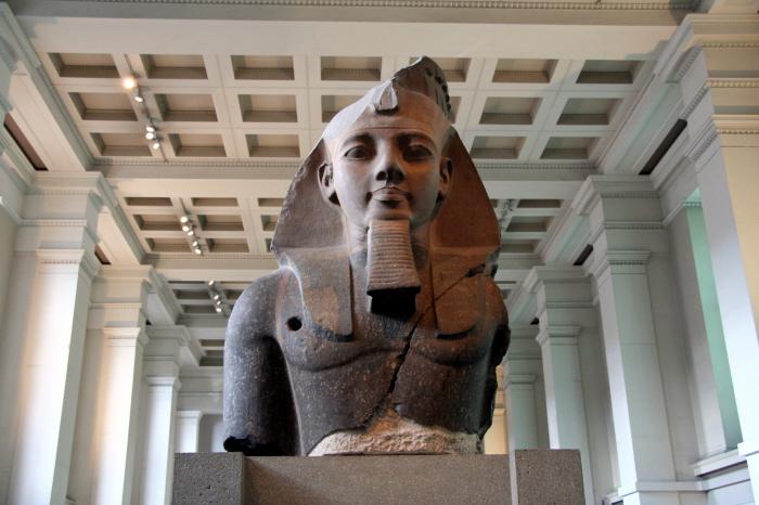 고대 이집트의 석상