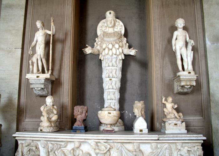 풍요의 여신 아르테미스